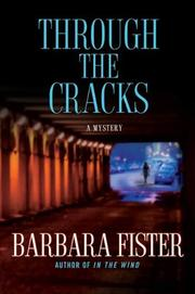 THROUGH THE CRACKS by Barbara Fister