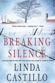 Book Cover for BREAKING SILENCE