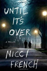 Cover art for UNTIL IT'S OVER