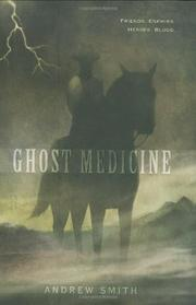 Book Cover for GHOST MEDICINE