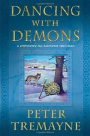 DANCING WITH DEMONS by Peter Tremayne