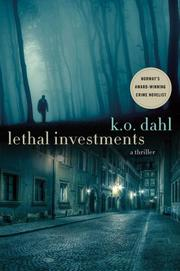 Book Cover for LETHAL INVESTMENTS