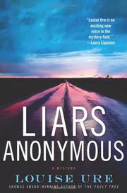 LIARS ANONYMOUS by Louise Ure