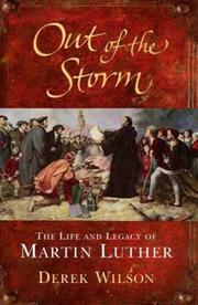 Cover art for OUT OF THE STORM