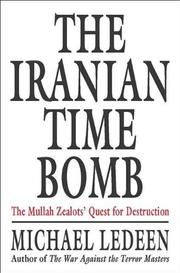 THE IRANIAN TIME BOMB by Michael Ledeen