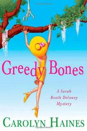 Cover art for GREEDY BONES