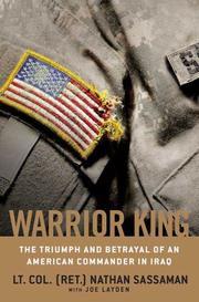 WARRIOR KING by Nathan Sassaman