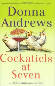 Cover art for COCKATIELS AT SEVEN