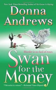 SWAN FOR THE MONEY by Donna Andrews