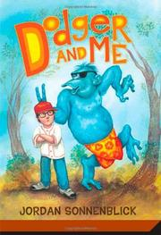 Cover art for DODGER AND ME