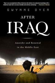 Book Cover for AFTER IRAQ