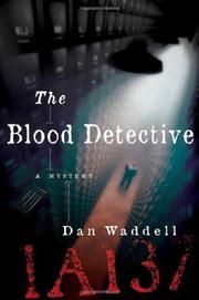 Cover art for THE BLOOD DETECTIVE