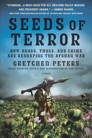 Cover art for SEEDS OF TERROR