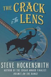 Book Cover for THE CRACK IN THE LENS