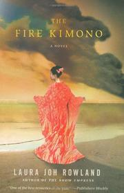 Cover art for THE FIRE KIMONO