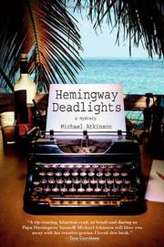 Book Cover for HEMINGWAY DEADLIGHTS