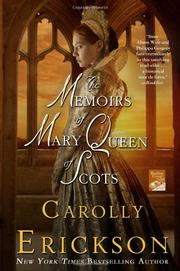 Cover art for THE MEMOIRS OF MARY QUEEN OF SCOTS