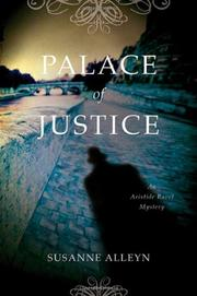 PALACE OF JUSTICE by Susanne Alleyn
