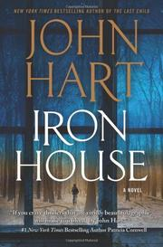 Book Cover for IRON HOUSE