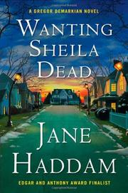 Cover art for WANTING SHEILA DEAD