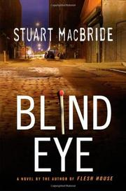 Cover art for BLIND EYE
