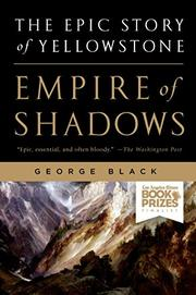 Cover art for EMPIRE OF SHADOWS