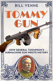 Book Cover for TOMMY GUN