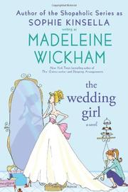 Book Cover for THE WEDDING GIRL