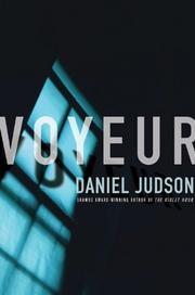 VOYEUR by Daniel Judson