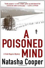 Book Cover for A POISONED MIND
