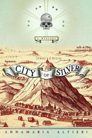 Book Cover for CITY OF SILVER