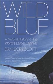 WILD BLUE by Dan Bortolotti