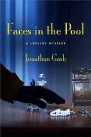 Book Cover for FACES IN THE POOL