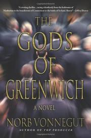 Cover art for THE GODS OF GREENWICH