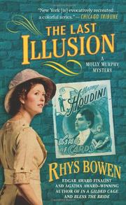 Cover art for THE LAST ILLUSION