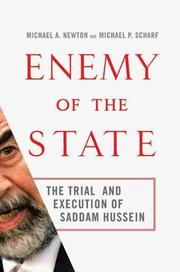 ENEMY OF THE STATE by Michael A. Newton