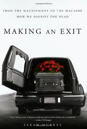 Book Cover for MAKING AN EXIT