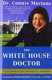 Cover art for THE WHITE HOUSE DOCTOR