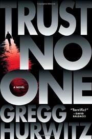 Book Cover for TRUST NO ONE