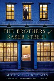 Book Cover for THE BROTHERS OF BAKER STREET