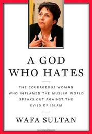 Cover art for A GOD WHO HATES