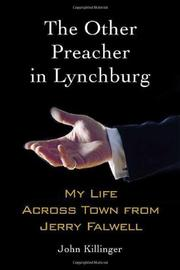 Cover art for THE OTHER PREACHER IN LYNCHBURG