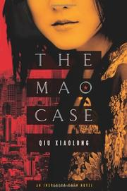 Cover art for THE MAO CASE