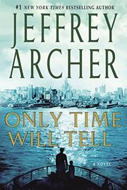 Book Cover for ONLY TIME WILL TELL