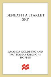 BENEATH A STARLET SKY by Amanda Goldberg