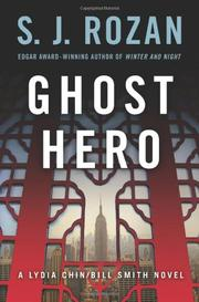 GHOST HERO by S.J. Rozan