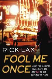 Book Cover for FOOL ME ONCE