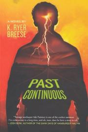 Cover art for PAST CONTINUOUS