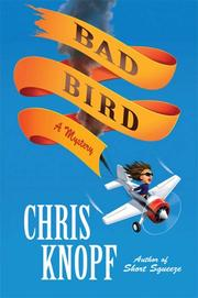 Book Cover for BAD BIRD