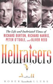 Cover art for HELLRAISERS